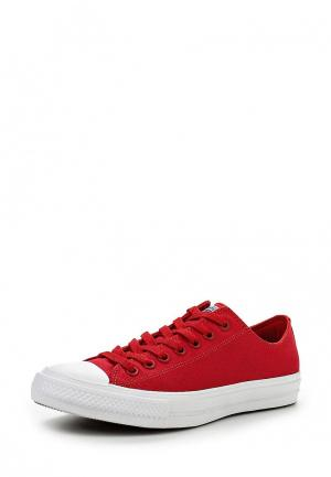 Кеды Converse Chuck Taylor All Star II Core. Цвет: красный