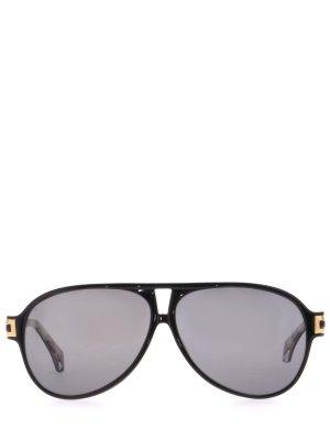 Солнцезащитные очки Zilli. Цвет: разноцветный