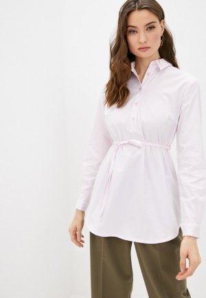 Блуза BuduMamoy RI BL 1833 TL. Цвет: розовый