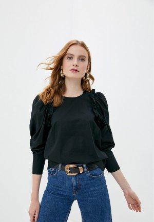 Блуза Ba&Sh. Цвет: зеленый