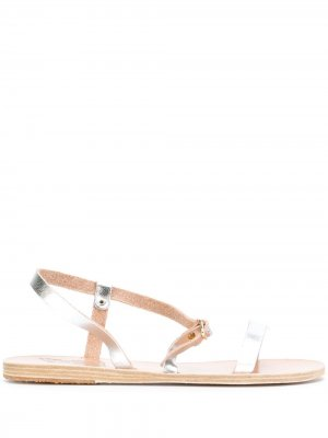 Сандалии Niove Ancient Greek Sandals. Цвет: золотистый