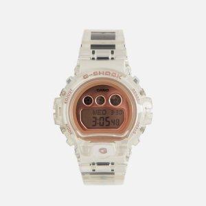 Наручные часы G-SHOCK GMD-S6900SR-7ER CASIO. Цвет: белый