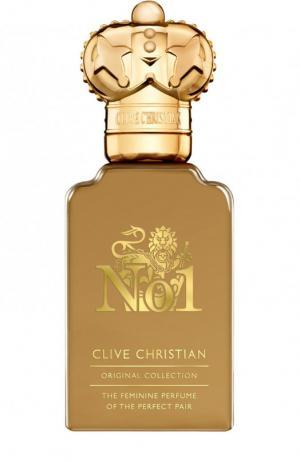 Парфюмерная вода №1 Feminine Clive Christian. Цвет: бесцветный