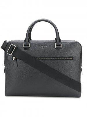 Сумка для ноутбука Michael Kors Collection. Цвет: черный