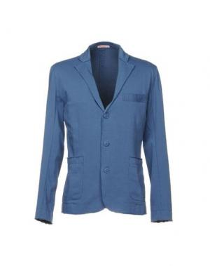 Пиджак SUN 68. Цвет: пастельно-синий