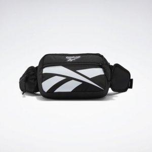 Поясная сумка Classics Repeat Vector Reebok. Цвет: black