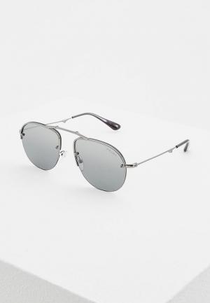 Очки солнцезащитные Prada PR 54US 5AV205. Цвет: черный
