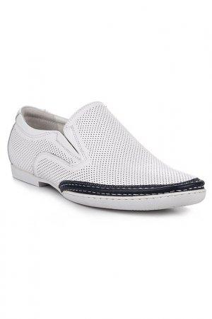 Ботинки CVCOVER. Цвет: белый