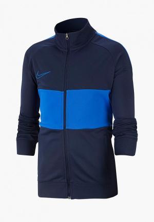 Олимпийка Nike B NK DRY ACDMY TRK JKT I96 K. Цвет: синий
