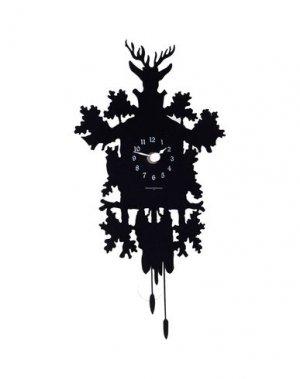 Настенные часы DOMENICONI. Цвет: черный