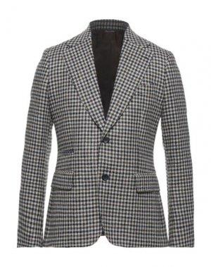 Пиджак MAESTRAMI. Цвет: коричневый