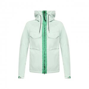 Куртка C.P. Company. Цвет: зелёный