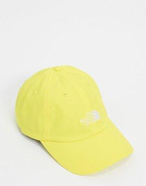 Желтая кепка Norm-Желтый The North Face