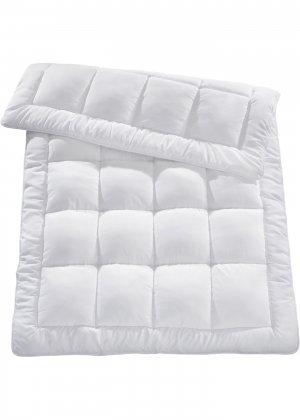 Одеяло bonprix. Цвет: белый
