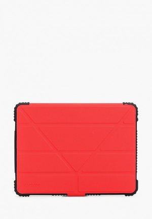 Чехол для iPad Capdase Противоударный, BUMPER FOLIO Flip Case, 9.7 (2017)/iPad (2018). Цвет: красный