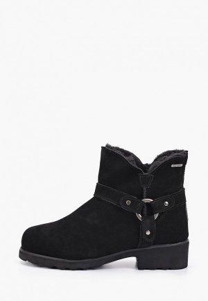 Ботинки Bearpaw Anna. Цвет: черный