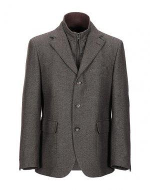 Пиджак SANREMO. Цвет: темно-зеленый