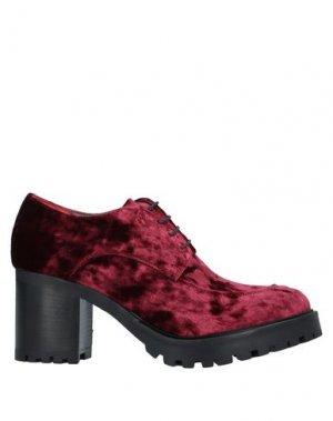 Обувь на шнурках SGN GIANCARLO PAOLI. Цвет: красно-коричневый