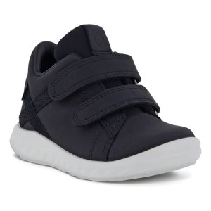 Ботинки SP.1 LITE INFANT ECCO. Цвет: черный