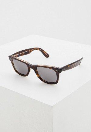 Очки солнцезащитные Ray-Ban® RB2140 1292B1. Цвет: коричневый