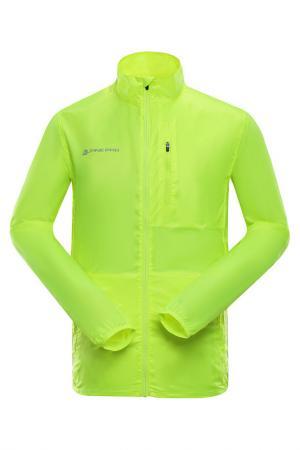 Windbreaker Alpine Pro. Цвет: green