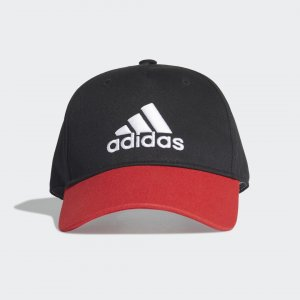 Бейсболка Graphic Performance adidas. Цвет: красный
