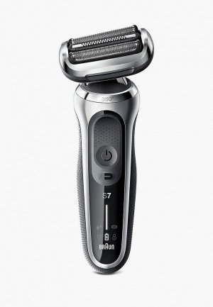 Электробритва Braun Series 7 70-S1000s Silver. Цвет: серый