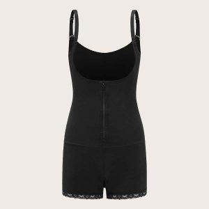 Чёрный Корректирующее белье аксессуары для бюстгальтера SHEIN. Цвет: чёрный