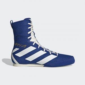 Кроссовки для бокса Hog 3 Performance adidas. Цвет: белый