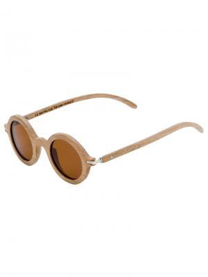 Солнцезащитные очки Waiting For The Sun. Цвет: телесный