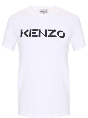 Футболка хлопковая KENZO