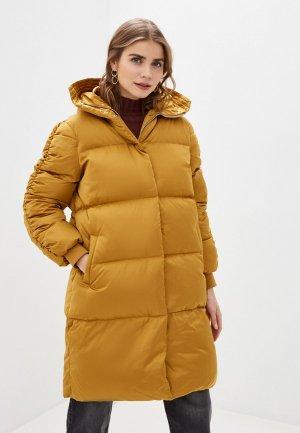 Куртка утепленная 2nd Day. Цвет: золотой