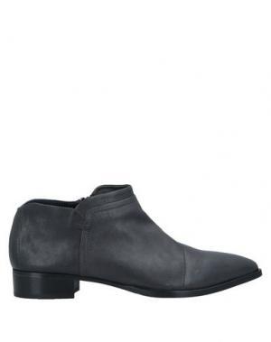 Ботинки ALBERTO FERMANI. Цвет: стальной серый