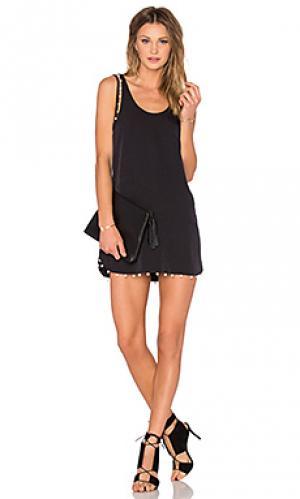 Платье distance NBD. Цвет: черный