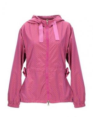 Куртка GEOSPIRIT. Цвет: фуксия