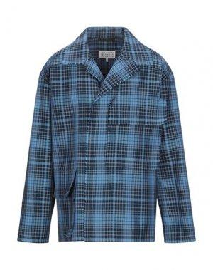 Пиджак MAISON MARGIELA. Цвет: бирюзовый
