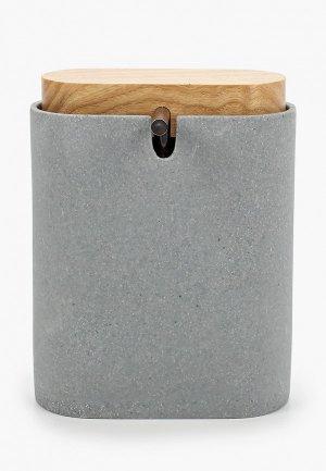 Дозатор для мыла Ridder Sassy. Цвет: серый