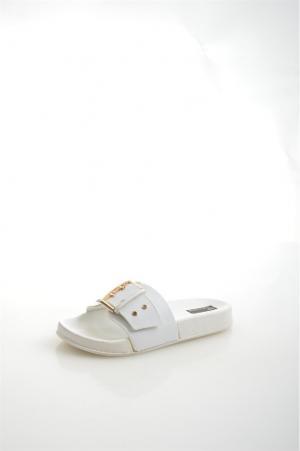Пантолеты Marco Bonne`. Цвет: белый
