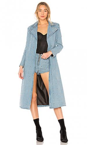 Куртка Understated Leather. Цвет: none