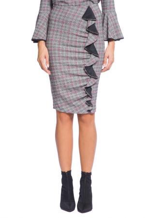 Skirt Pinko. Цвет: gray
