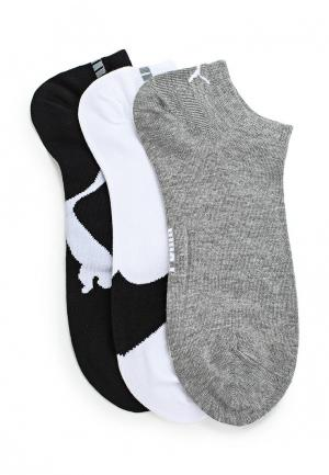 Комплект PUMA Lifestyle Sneakers 3P. Цвет: разноцветный