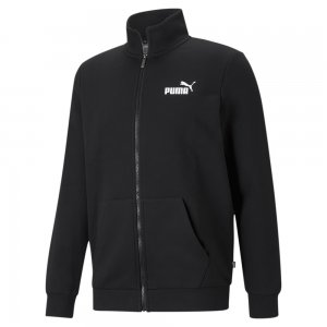 Олимпийка Essentials Mens Track Jacket PUMA. Цвет: черный