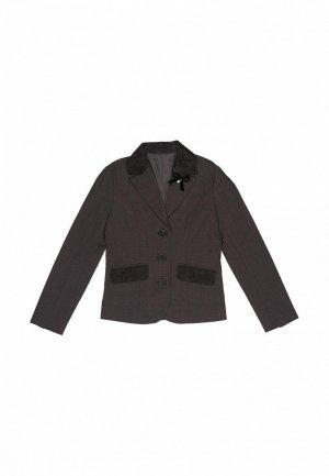 Пиджак Born. Цвет: серый