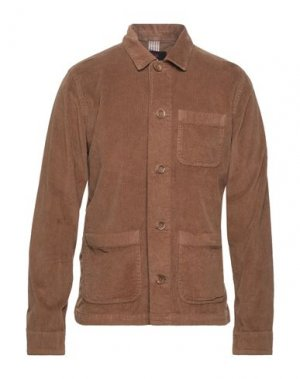 Куртка CINQUE. Цвет: коричневый