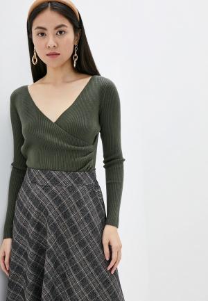 Пуловер By Swan. Цвет: хаки