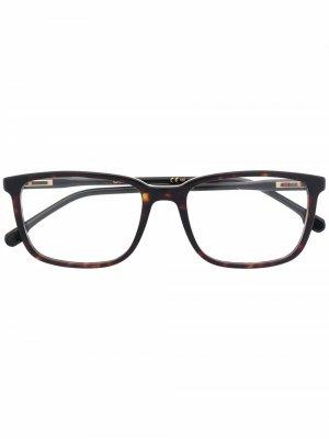 Солнцезащитные очки в квадратной оправе Carrera. Цвет: 086