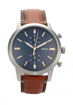 Часы Fossil FS5279. Цвет: коричневый