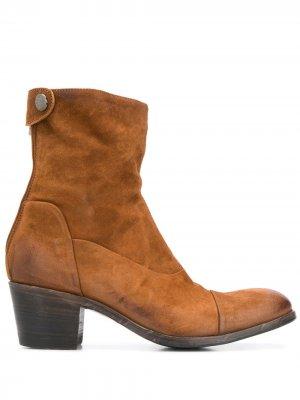 Oxana boots Alberto Fasciani. Цвет: коричневый
