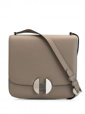 Сумка через плечо Sac 2018-го года Hermès. Цвет: нейтральные цвета