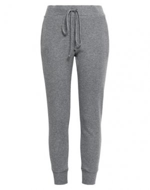 Повседневные брюки ENZA COSTA. Цвет: серый